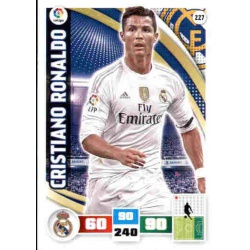 Cristiano Ronaldo Real Madrid 227 Cristiano Ronaldo