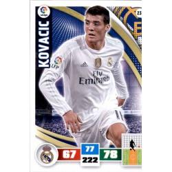 Kovacic Real Madrid 232 Adrenalyn XL La Liga 2015-16
