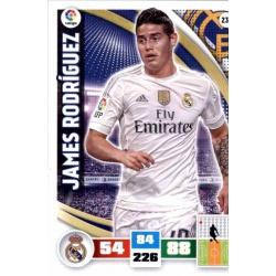James Rodríguez Real Madrid 233 Adrenalyn XL La Liga 2015-16
