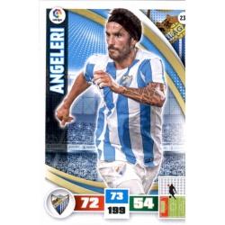 Angeleri Málaga 237 Adrenalyn XL La Liga 2015-16