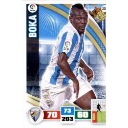 Boka Málaga 239 Adrenalyn XL La Liga 2015-16