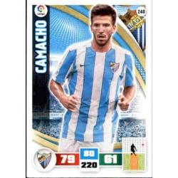 Camacho Málaga 240 Adrenalyn XL La Liga 2015-16
