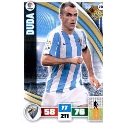 Duda Málaga 250 Adrenalyn XL La Liga 2015-16