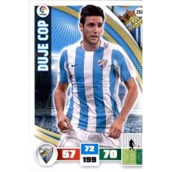 Duje Cop Málaga 252 Adrenalyn XL La Liga 2015-16