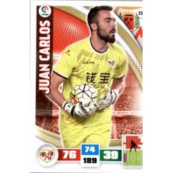 Juan Carlos Rayo Vallecano 253 Adrenalyn XL La Liga 2015-16