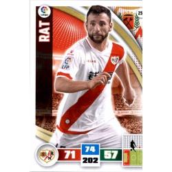 Rat Rayo Vallecano 257 Adrenalyn XL La Liga 2015-16