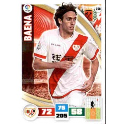 Baena Rayo Vallecano 258 Adrenalyn XL La Liga 2015-16