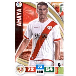 Amaya Rayo Vallecano 265 Adrenalyn XL La Liga 2015-16