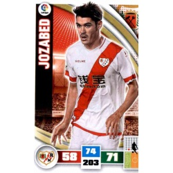 Jozabed Rayo Vallecano 267 Adrenalyn XL La Liga 2015-16