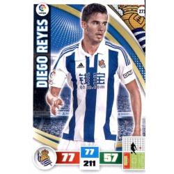 Diego Reyes Real Sociedad 273 Adrenalyn XL La Liga 2015-16