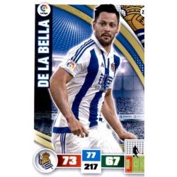 De La Bella Real Sociedad 275 Adrenalyn XL La Liga 2015-16