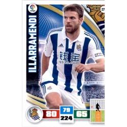Illarramendi Real Sociedad 276 Adrenalyn XL La Liga 2015-16