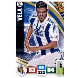 Vela Real Sociedad 280 Adrenalyn XL La Liga 2015-16