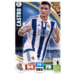 Castro Real Sociedad 288 Adrenalyn XL La Liga 2015-16