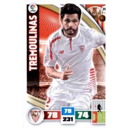 Tremoulinas Sevilla 293 Adrenalyn XL La Liga 2015-16