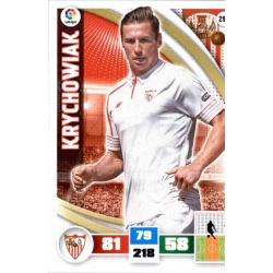 Krychowiak Sevilla 294 Adrenalyn XL La Liga 2015-16