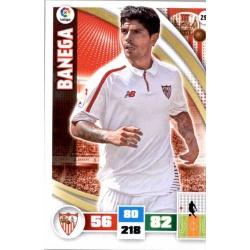 Banega Sevilla 295 Adrenalyn XL La Liga 2015-16