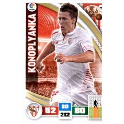Konoplyanka Sevilla 297 Adrenalyn XL La Liga 2015-16
