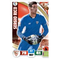 Sergio Rico Sevilla 300 Adrenalyn XL La Liga 2015-16