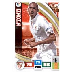 N'Zonzi Sevilla 302 Adrenalyn XL La Liga 2015-16