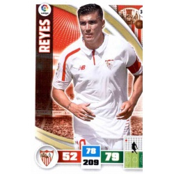 Reyes Sevilla 306 Adrenalyn XL La Liga 2015-16