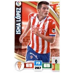 Isma López Sporting 311 Adrenalyn XL La Liga 2015-16