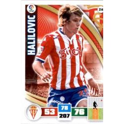 Halilovic Sporting 314 Adrenalyn XL La Liga 2015-16