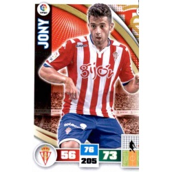 Jony Sporting 315 Adrenalyn XL La Liga 2015-16