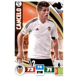 Cancelo Valencia 326 Adrenalyn XL La Liga 2015-16