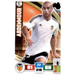 Abdennour Valencia 327 Adrenalyn XL La Liga 2015-16