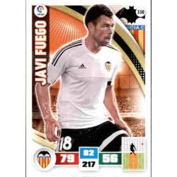 Javi Fuego Valencia 330 Adrenalyn XL La Liga 2015-16