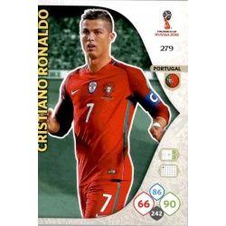 Cristiano Ronaldo Portugal 279 Adrenalyn XL World Cup 2018