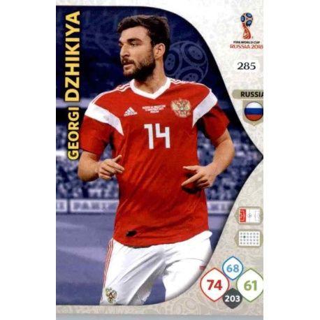 Georgi Dzhikiya Rusia 285