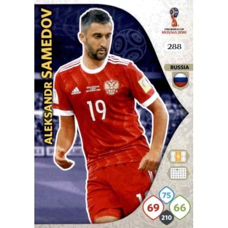 Aleksandr Samedov Rusia 288