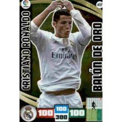 Cristiano Ronaldo Balón de Oro 457