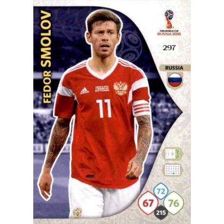 Fedor Smolov Rusia 297