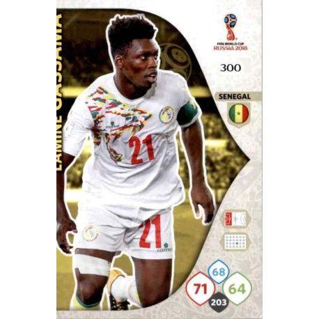 Lamine Gassama Senegal 300 Adrenalyn XL Russia 2018