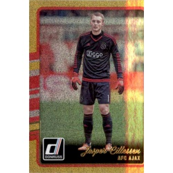 Jasper Cillessen Gold Parallel Donruss Gold Parallel 2016-17