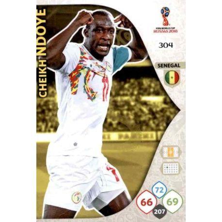 Cheikh Ndoye Senegal 304 Adrenalyn XL World Cup 2018