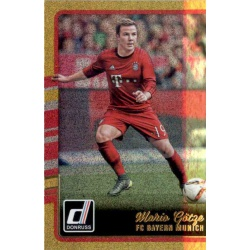 Mario Gotze Gold Parallel Donruss Gold Parallel 2016-17