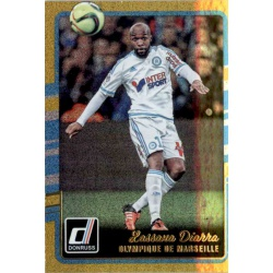 Lassana Diarra Gold Parallel Donruss Gold Parallel 2016-17