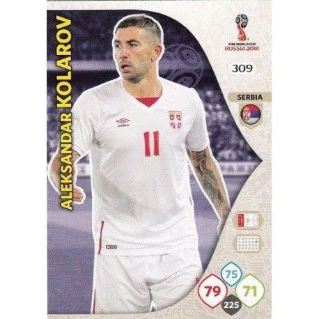 Aleksandar Kolorov Serbia 309
