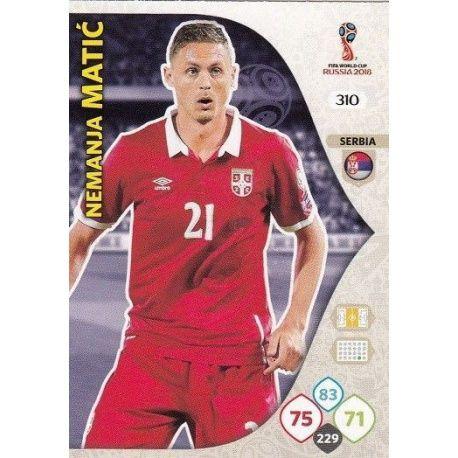 Nemanja Matić Serbia 310