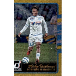Michy Batshuayi Gold Parallel Donruss Gold Parallel 2016-17