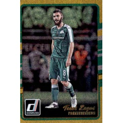 Tasos Lagos Gold Parallel Donruss Gold Parallel 2016-17