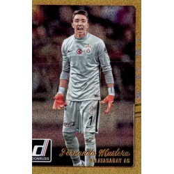 Fernando Muslera Gold Parallel Donruss Gold Parallel 2016-17