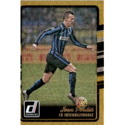 Ivan Perisic Gold Parallel Donruss Gold Parallel 2016-17