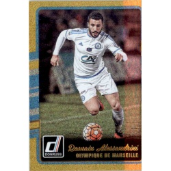 Romain Alessandrini Gold Parallel Donruss Gold Parallel 2016-17