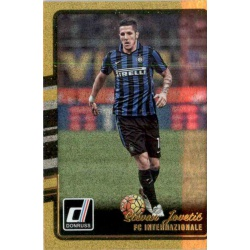 Stevan Jovetic Gold Parallel Donruss Gold Parallel 2016-17