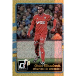 Steve Mandanda Gold Parallel Donruss Gold Parallel 2016-17
